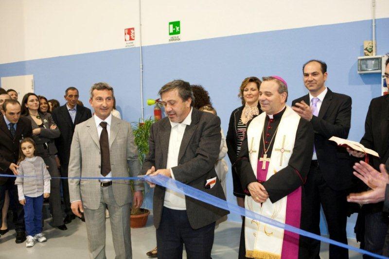 Inaugurazione nuova sede Re.Mec