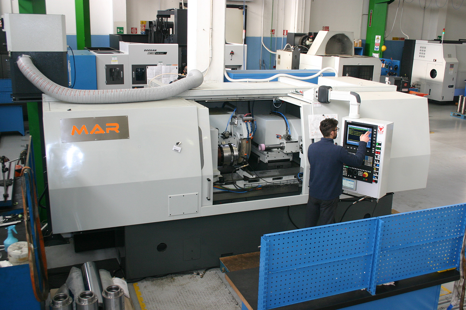 MAR EA 1500 CNC