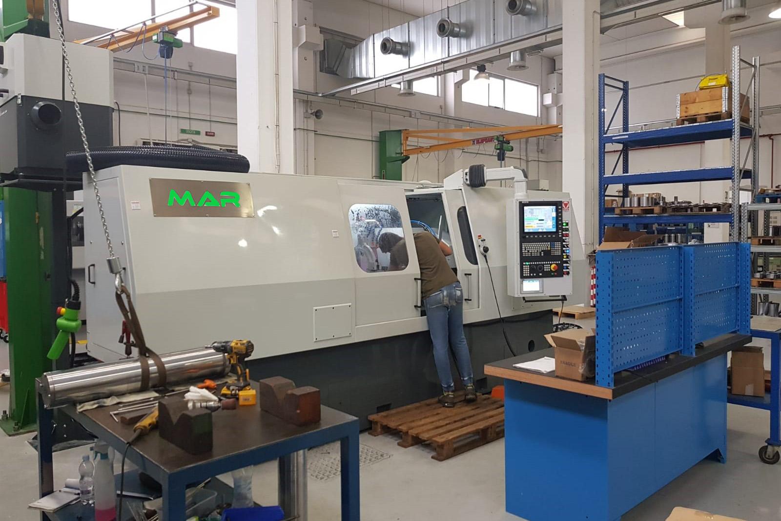 MAR GRU 1500 CNC