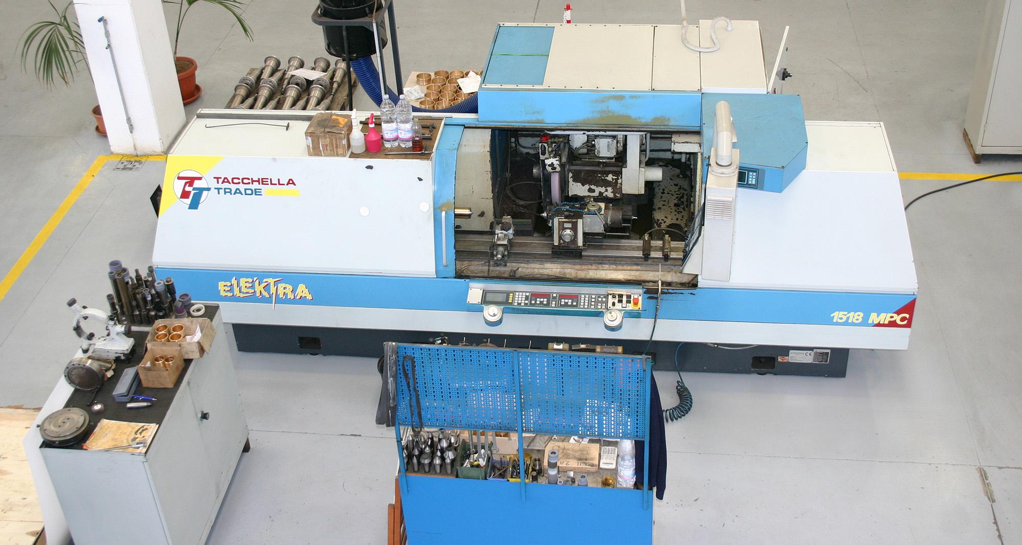 Tacchella Electra 1518 MPC